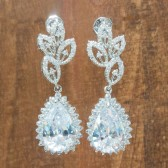 Brittany Wedding Earrings