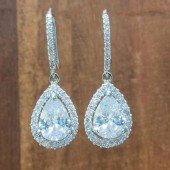 Emma Bridal Earrings