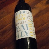 Wine Labels - Typography