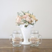 Woodland Collection Toasting Glasses
