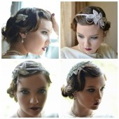 Gatsby Inspired Headpieces