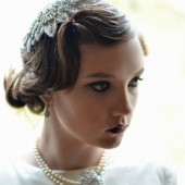 Gatsby Headpiece