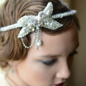 Art Deco Headpiece