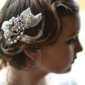 Romantic Bridal Comb