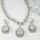 Anastasia Wedding Jewelry Set