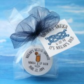 Anchors Aweigh Nautical Lip Balm Favors