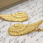 Angel Wing Hair Pins