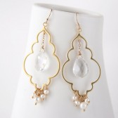 Moroccan Wedding Earrings