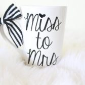 Miss to Mrs Coffee