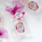 bachelorette, lip balm, paisley, lotion, favors