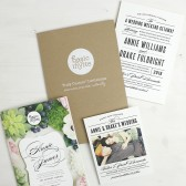 Destination Weekend Wedding Invitations