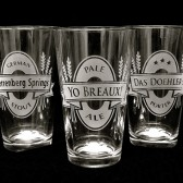 Personalized Beer Mugs, Craft Brewer's