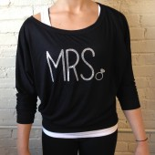 MRS Off Shoulder Shirt