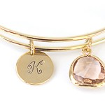 Adjustable Bridesmaid Bangle