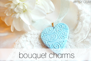 bouquet-charms