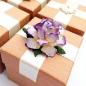 Premium Wedding Favor Box