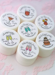 Bridal Story Lip Balm Gift Set