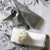 Custom bridal party clutches