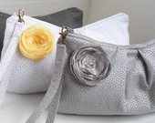 bridesmaids gift clutch