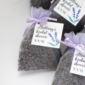 lavender sachets, bridal shower favors, bridal tea, bridal brunch
