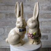 Bunny Wedding Cake Topper