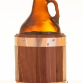 Tennessee Red Cedar Growler Girdle