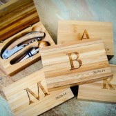 Custom Engraved Corkscrew Set
