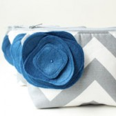 Custom Cosmetic Bags, Bridesmaid Gifts