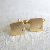 Custom Cufflinks by White Truffle