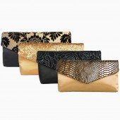 Elegnat Bridal Clutches - Design Your Own