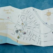 Weekend Wedding map of Rosemary Beach, FL