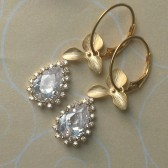 gold and cz