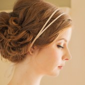 ATHENA HEADBAND : BLUSH