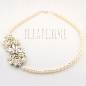 Delila Necklace