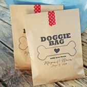 Doggie Bag Favor