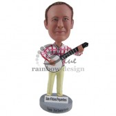 Banjo Lover Custom Bobblehead