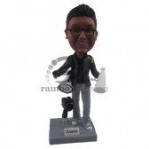 Movie Director Custom Bobblehead