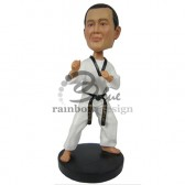Karate Kid Custom Bobblehead