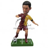 Soccer Player Custom Bobblehead
