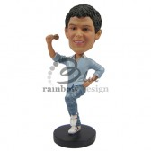 Merengue Dancer Custom Bobblehead