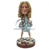 Marilyn Wanna Be Custom Bobblehead