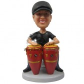 Percusion Boy Hammering it Custom Bobblehead