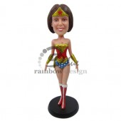 Wonder Woman Custom Bobblehead