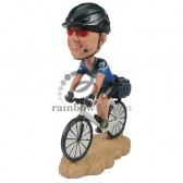 Bike Rider Custom Bobblehead