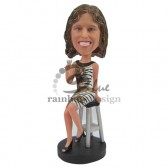 Girls Night Out Lady Custom Bobblehead