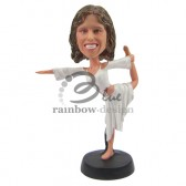 All Star Dancer Custom Bobblehead