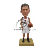 Male Basketball Player Custom Bobblehead