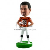 Football Player Custom Bobblehead