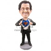 Super Executive Custom Bobblehead