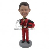Kid Racer Custom Bobblehead